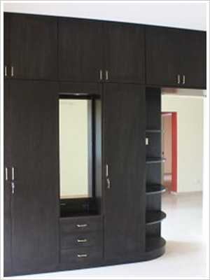 Wardrobe Amp Dressing Table Uniq Kitchens