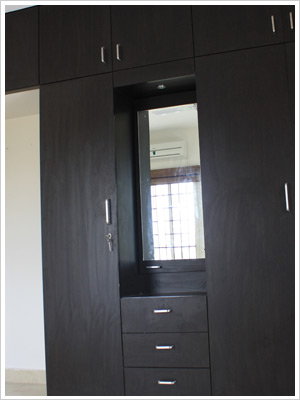 Wardrobe dressing table uniq kitchens Dressing a kitchen